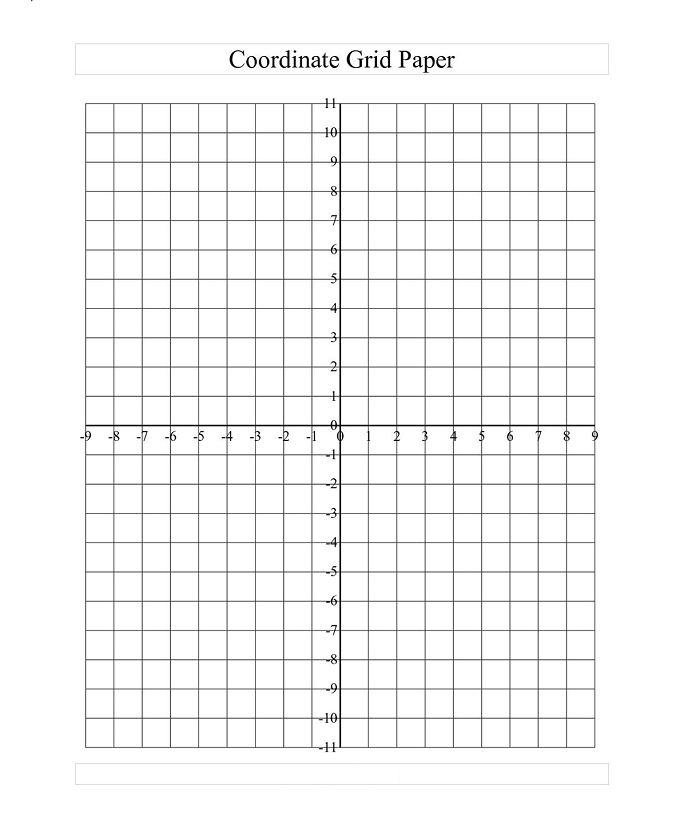 picture regarding Paper Cutout Templates named 4+ Cost-free Printable Graph Paper Templates No cost Graph Paper