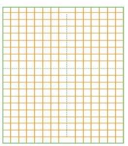 Printable Cartesian Graph Paper