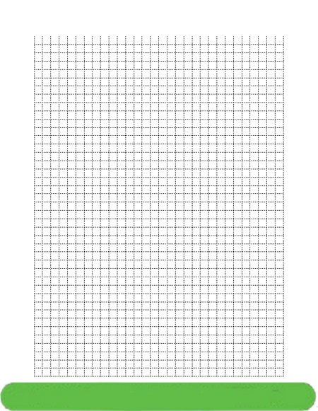 1/4 Inches Graph Paper