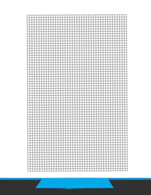 1/2 Half Inch Graph Paper