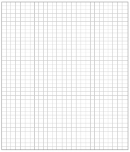 Printable Quad Ruled Graph Paper