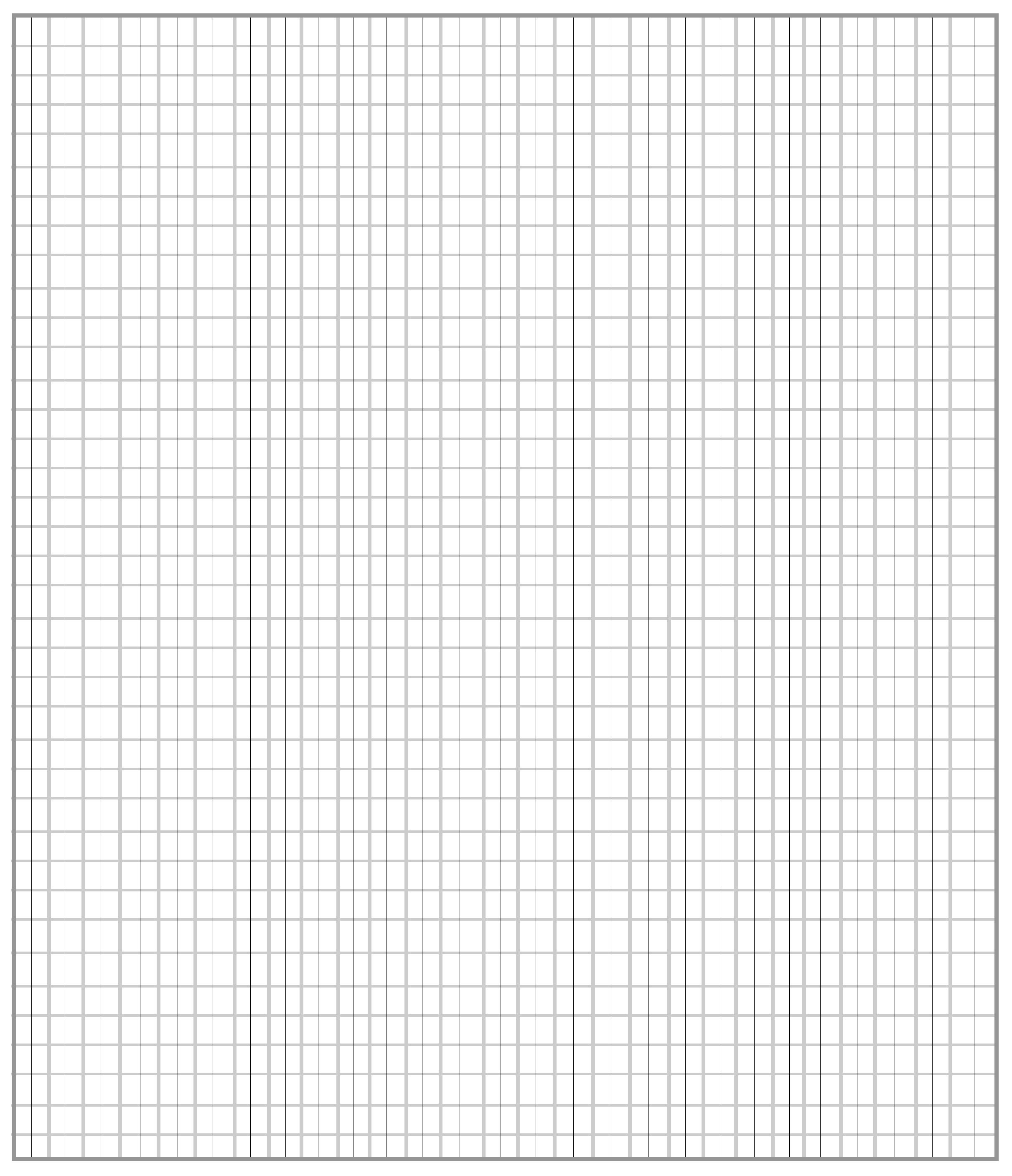 Printable Grid Paper Free