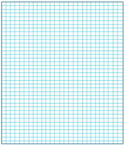 Quad Ruled Paper VS Graph Paper