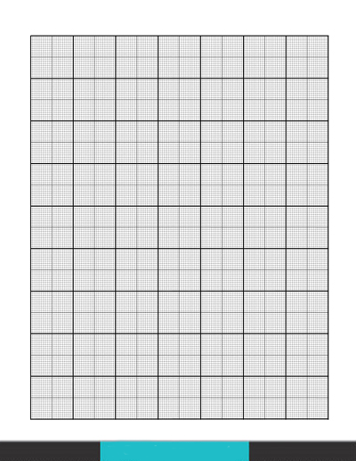 Excel Square Grid Paper Template